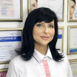 Сайдуллаева Марина Николаевна
