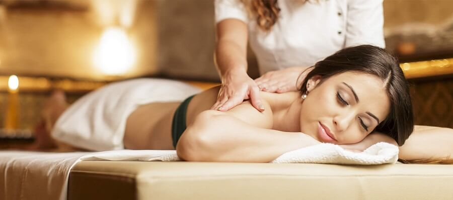 Послеозоновый массаж